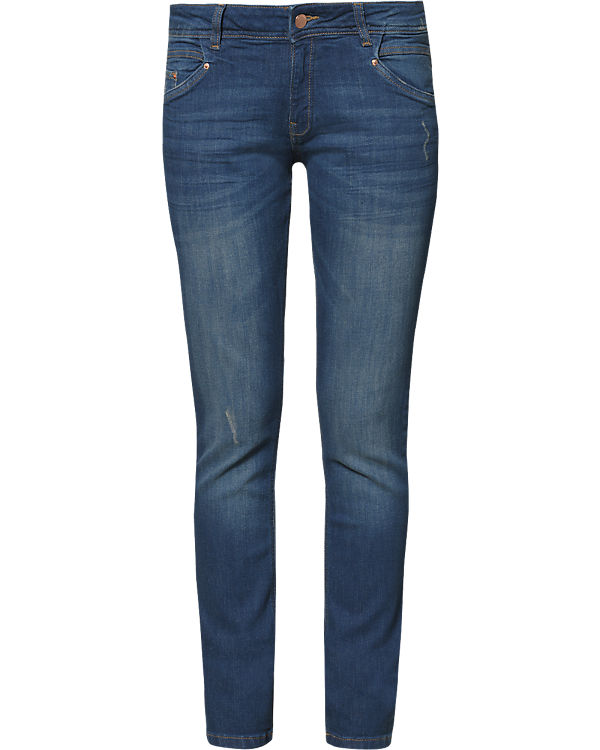 Q/S Jeans Catie Slim blue denim
