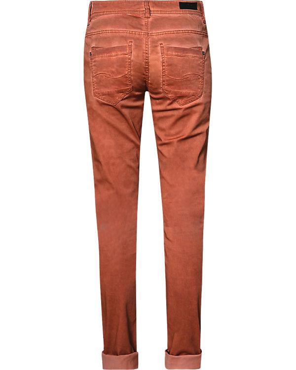 Q/S Jeans Catie Slim orange