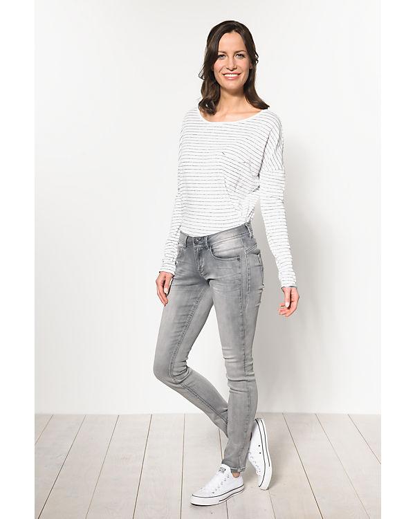 Q/S Jeans Sadie Super Skinny grau