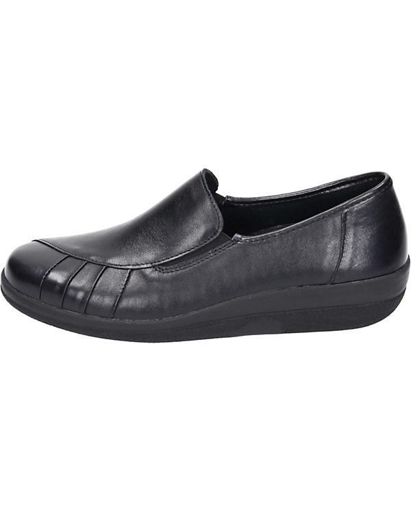 Comfortabel Slipper schwarz