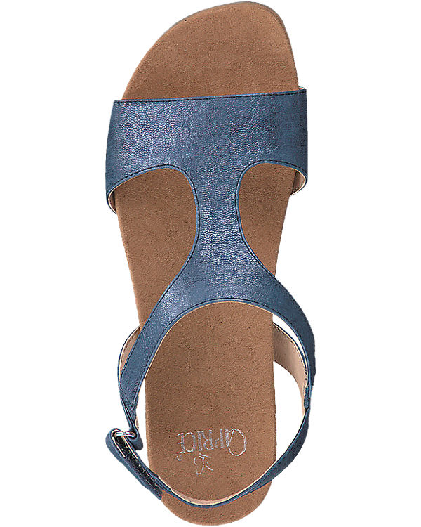 CAPRICE Carina Sandalen blau