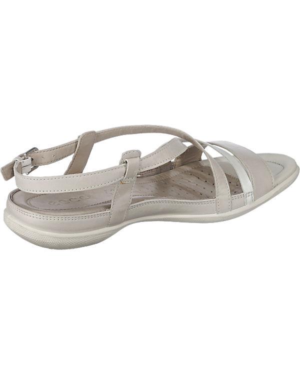 ecco Flash Sandaletten beige