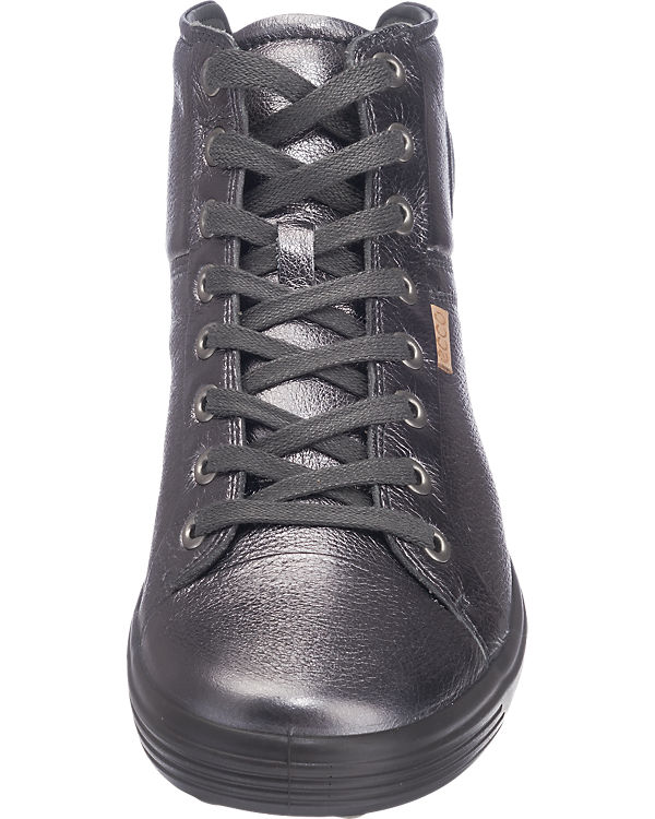ecco Soft 7 Sneakers silber