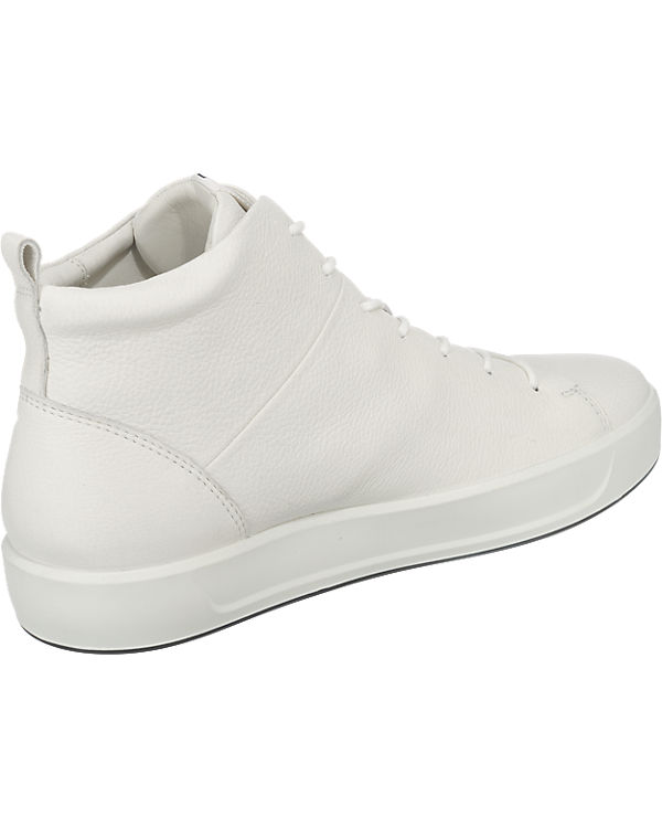 ecco Soft 8 Sneakers weiß