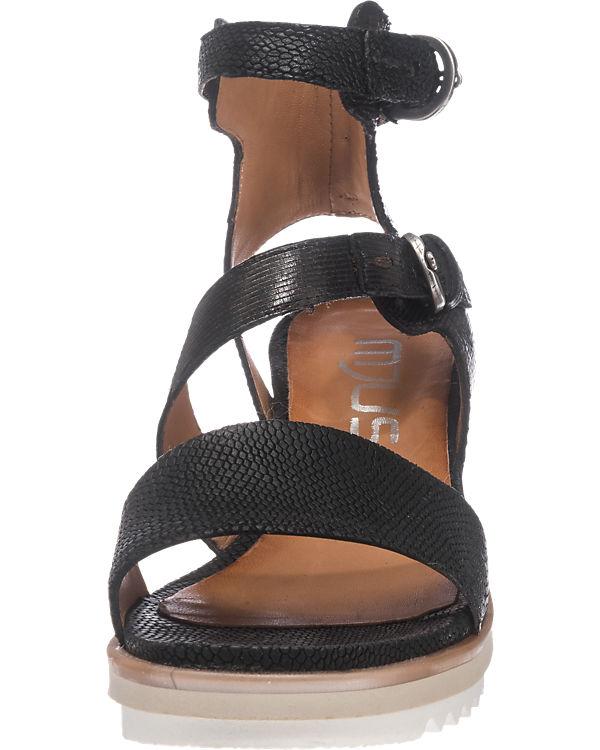 MJUS Pampas Sandaletten schwarz