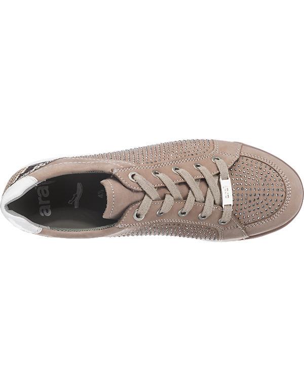 ara Rom Sneakers braun