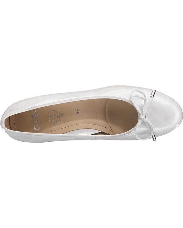 ara Bari Ballerinas offwhite
