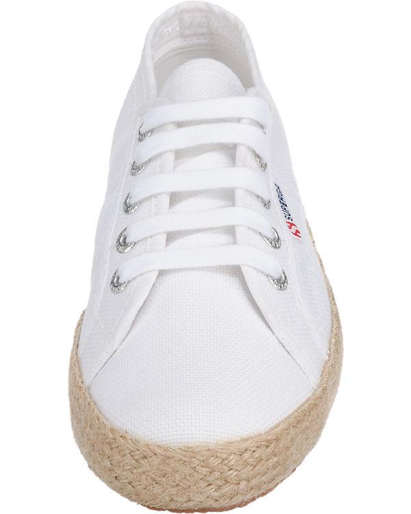 Superga® 2750 Cotropew Sneakers weiß