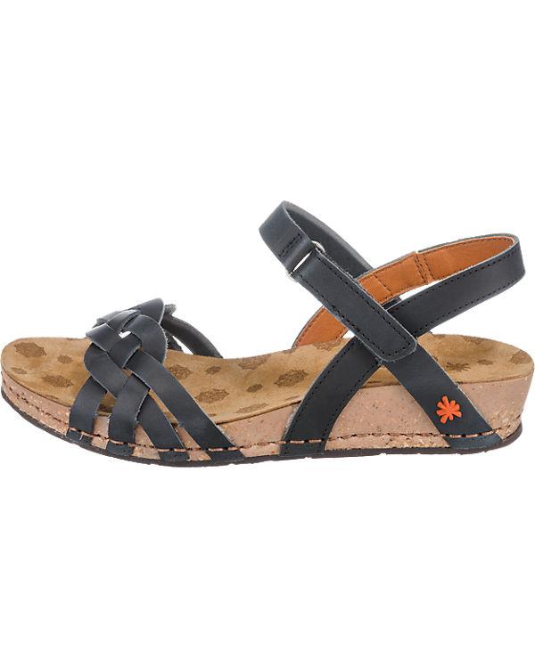 Art Pompei Sandaletten schwarz