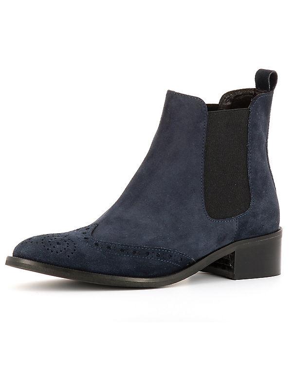 Evita Shoes Stiefeletten dunkelblau