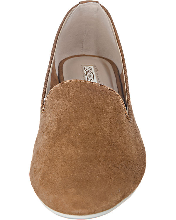 BUFFALO Slipper braun