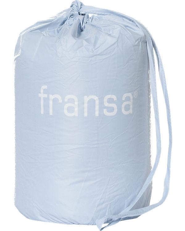 fransa Daunenjacke hellblau