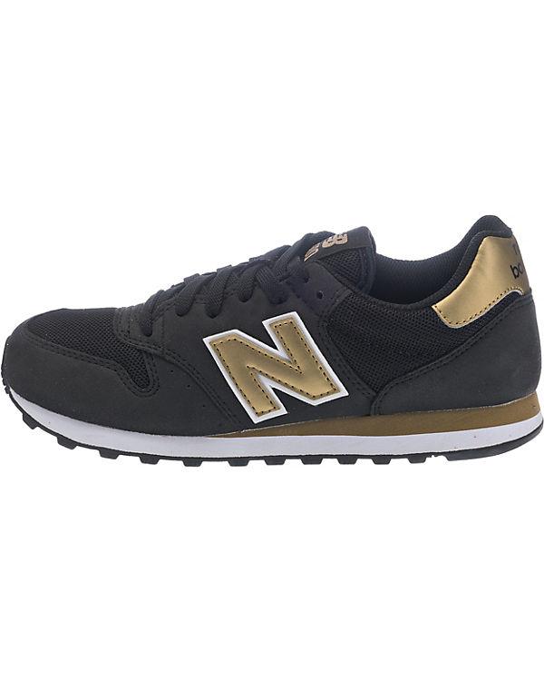 new balance GW500 B Sneakers schwarz-kombi