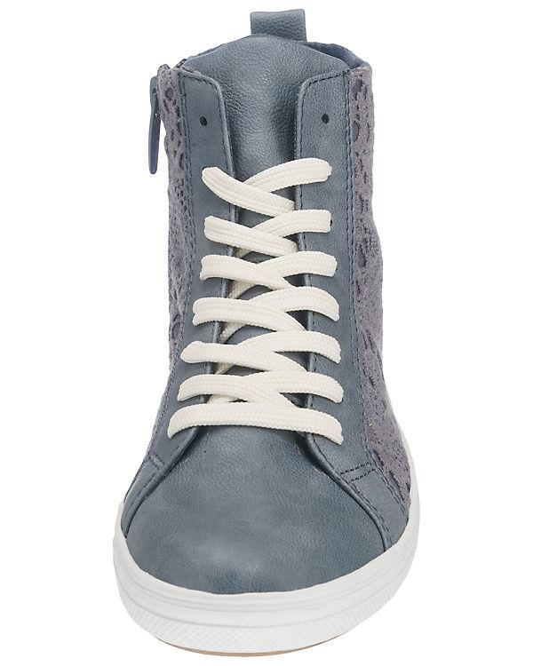 Supremo Sneakers blau