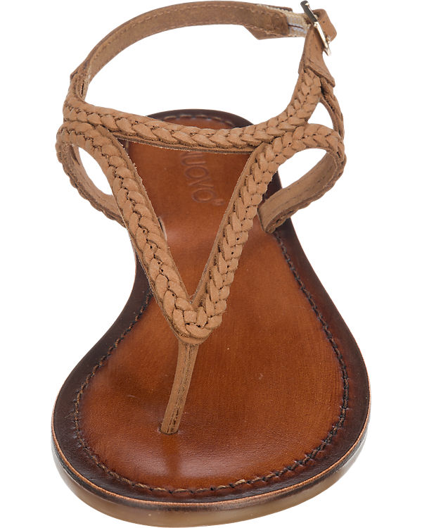 INUOVO Sandaletten cognac