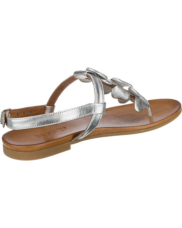 INUOVO Sandaletten silber