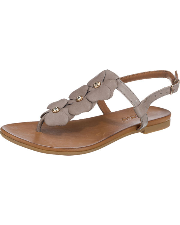 INUOVO Sandaletten grau