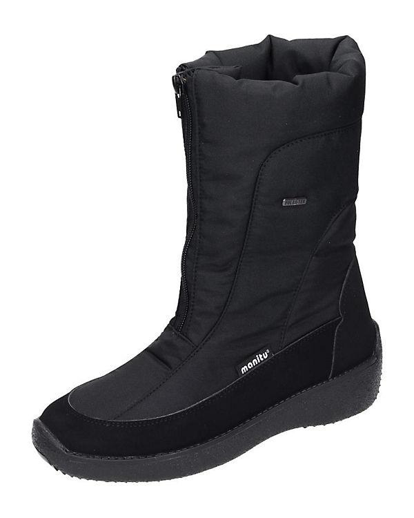 Polar-Tex Stiefel schwarz