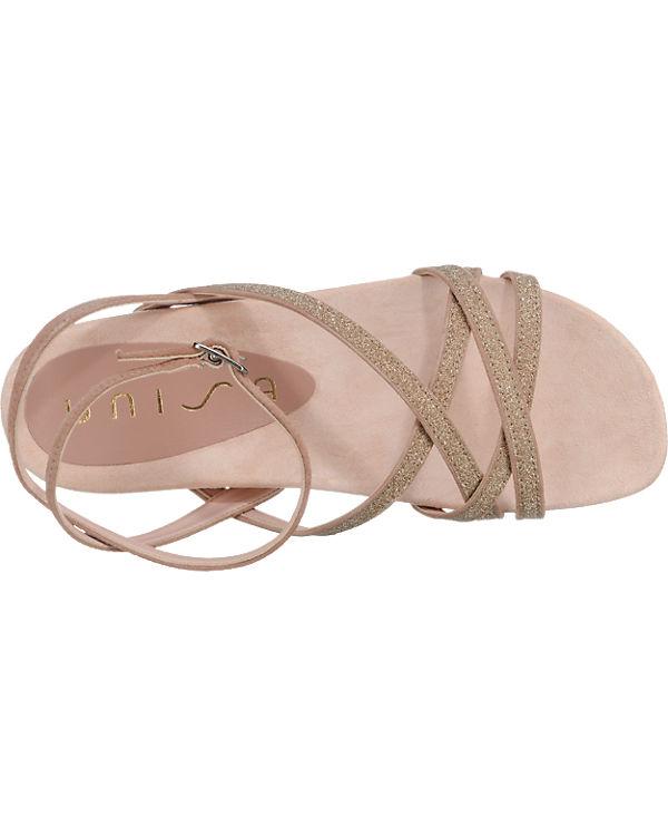 Unisa Cabila Sandaletten bronze
