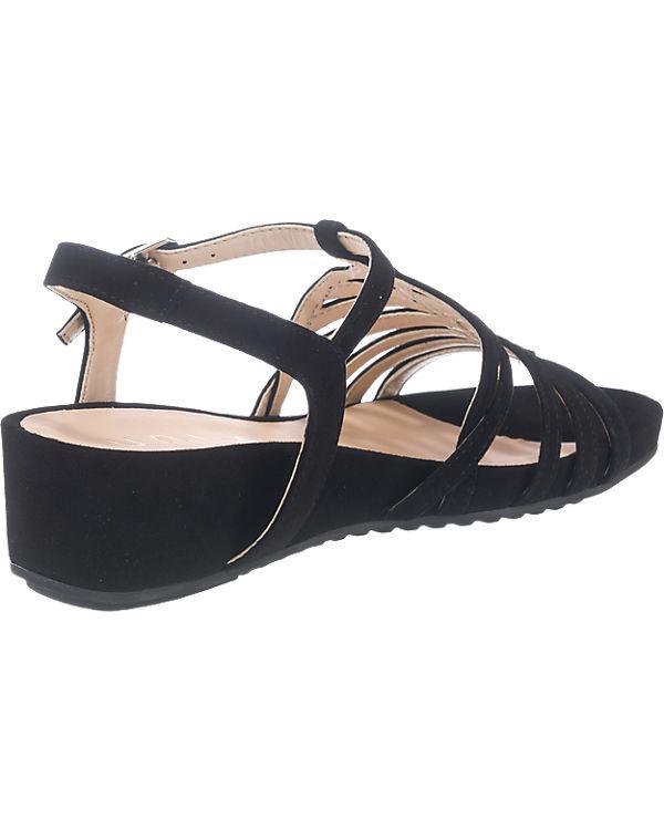 Unisa Betis Sandaletten schwarz