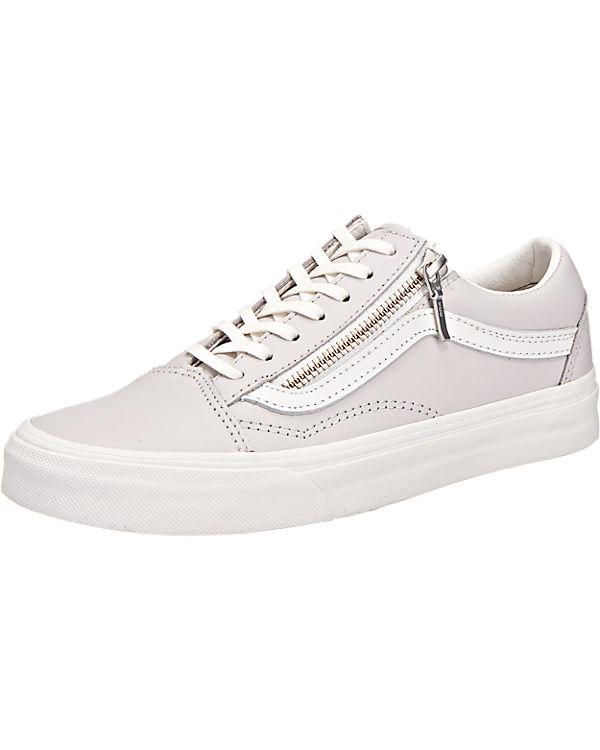 VANS Old Skool Zip Sneakers grau