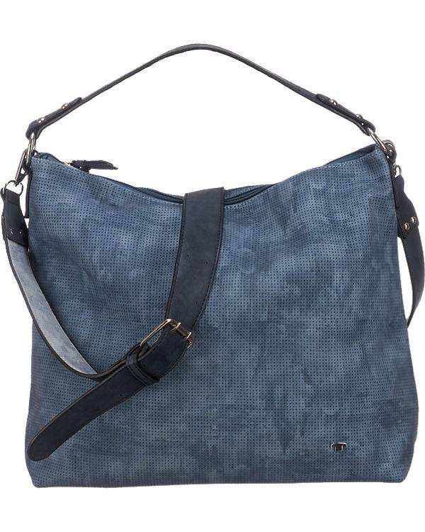 TOM TAILOR TOM TAILOR Jessy Handtasche blau