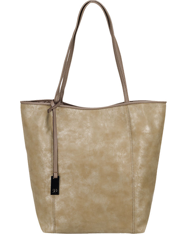 TOM TAILOR TOM TAILOR Mila Shopper grau
