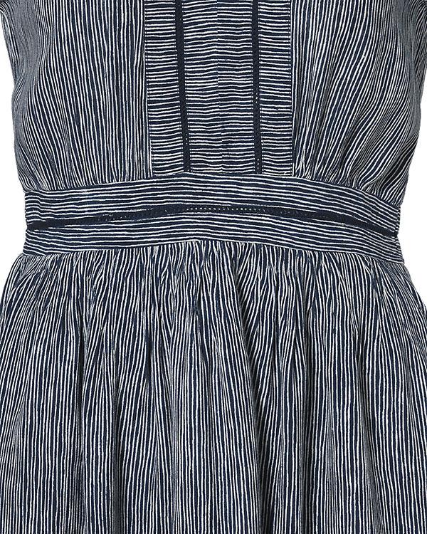 VERO MODA Kleid dunkelblau