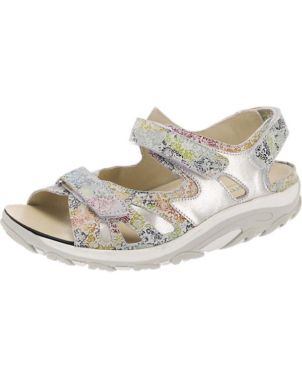 Hanni Komfort-Sandalen mehrfarbig