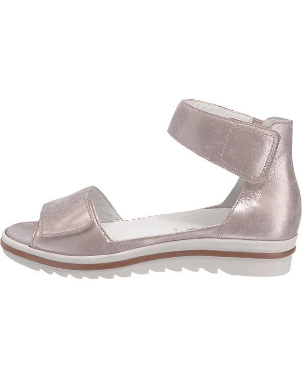 WALDLÄUFER Hakura Sandaletten weit rosa