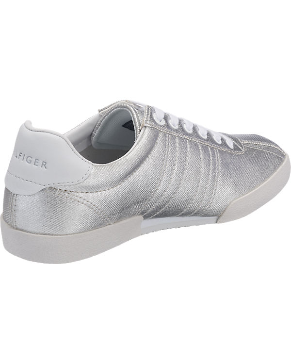 TOMMY HILFIGER Lizzie Sneakers silber