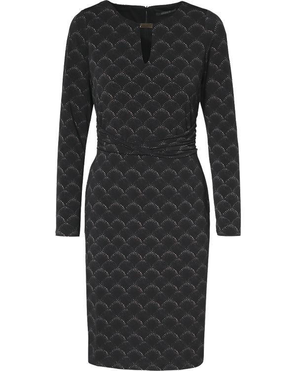 ESPRIT collection Kleid schwarz
