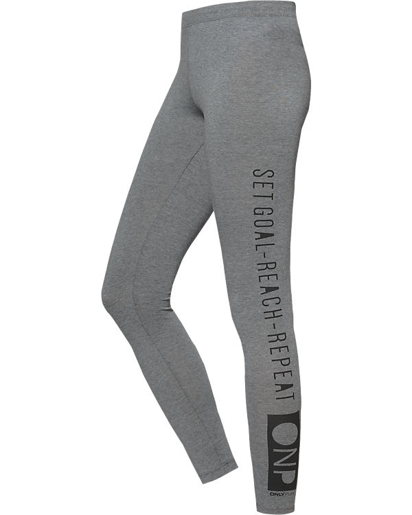 Only Play Sport Tights grau
