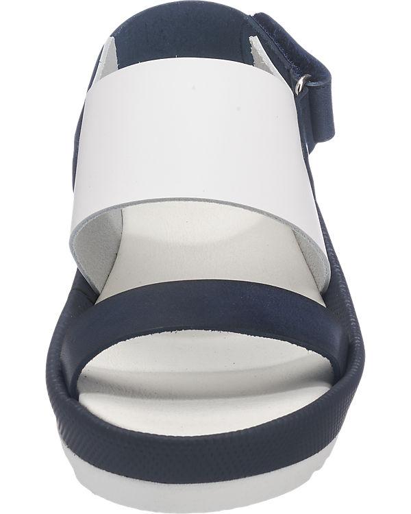 KMB Fima Sandaletten blau-kombi