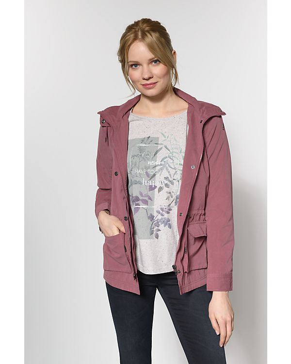ONLY Parka pink
