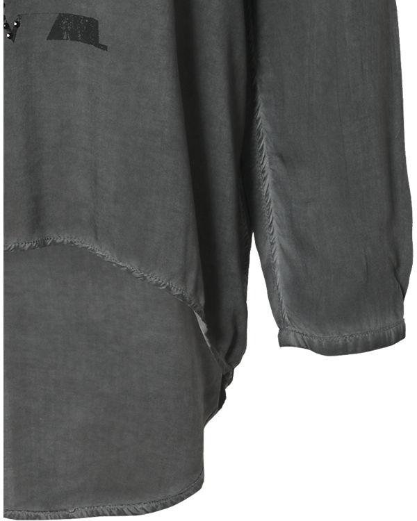 Q/S Bluse grau