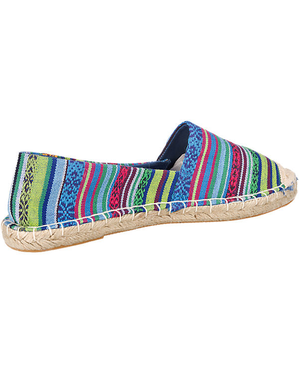 every one Slipper blau-kombi