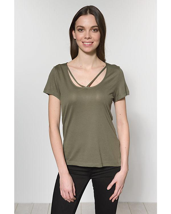 ONLY T-Shirt khaki