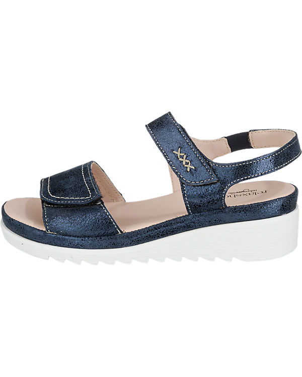 relaxshoe Sandaletten blau