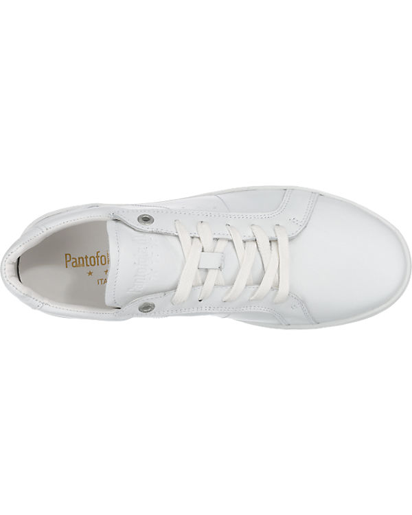 Pantofola d'Oro Babice Donna Low Sneakers weiß