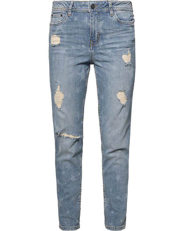 TOM TAILOR Denim Jeans Boyfriend denim