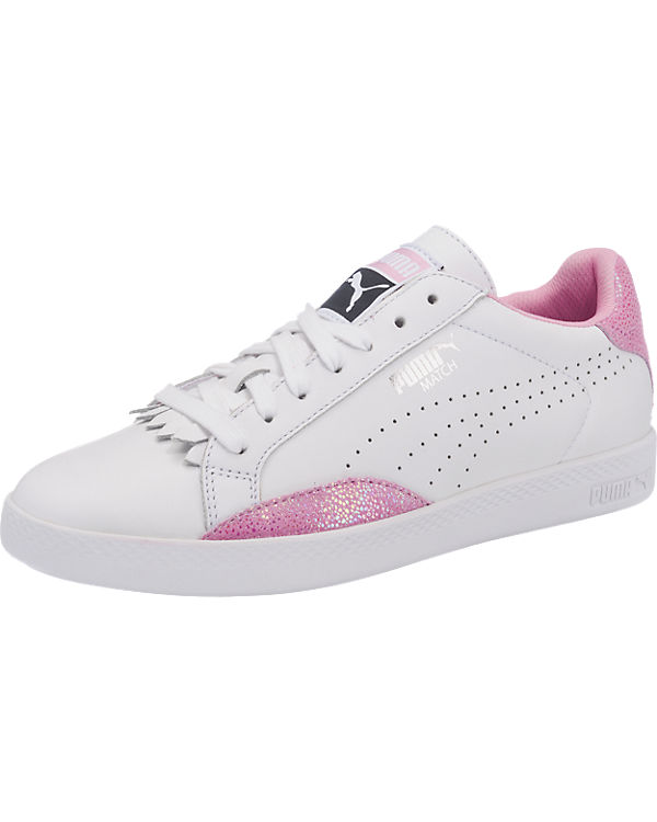 PUMA Match Lo Reset Sneakers weiß-kombi