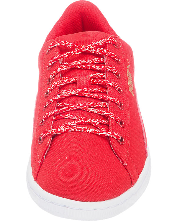 PUMA Vikky Spice Sneakers rot