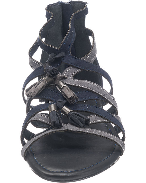 Fritzi aus Preußen Sandaletten blau
