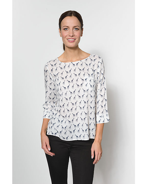Comma Casual Identity Bluse weiß