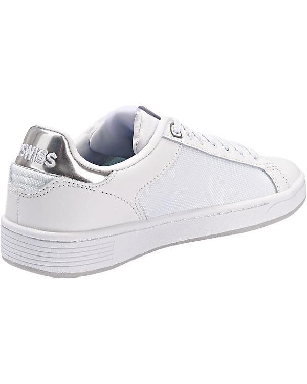 K-SWISS Clean Court T Cmf Sneakers weiß