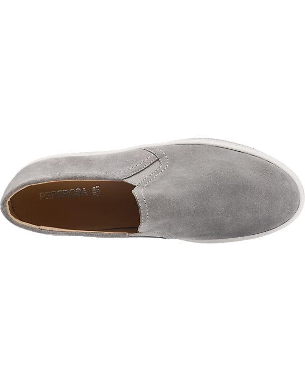 Peperosa Slipper grau
