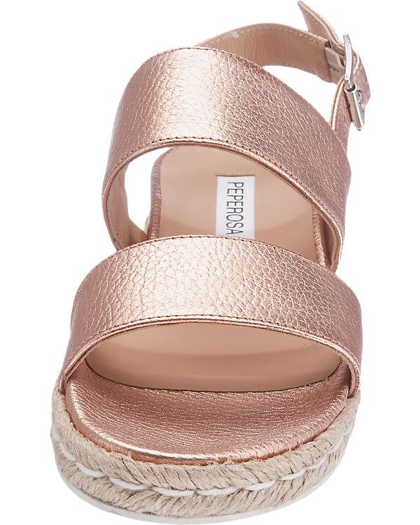 Peperosa Sandaletten kupfer