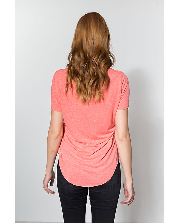 VERO MODA T-Shirt pink