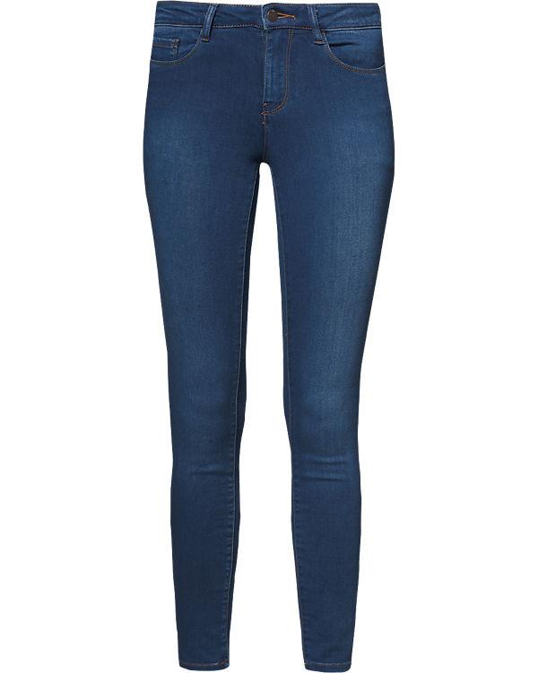 VERO MODA Jeans Slim dark blue denim